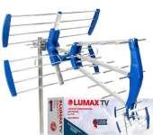 Lumax da2510p внешняя антенна dvb t2