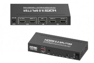 HDMI сплиттер DMC sp 104a на 4 ТВ