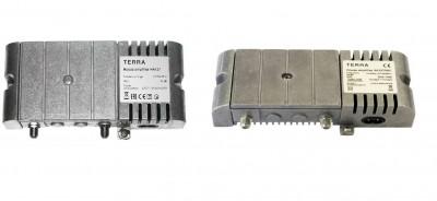 Эфирный и кабельный усилитель сигнала Terra ha127