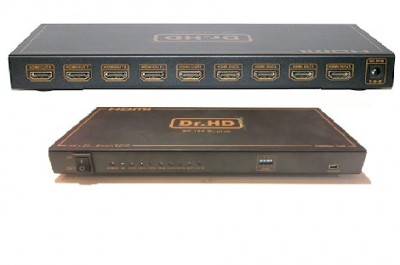 HDMI делитель dr hd sp 184 sl plus на 8 потребителей
