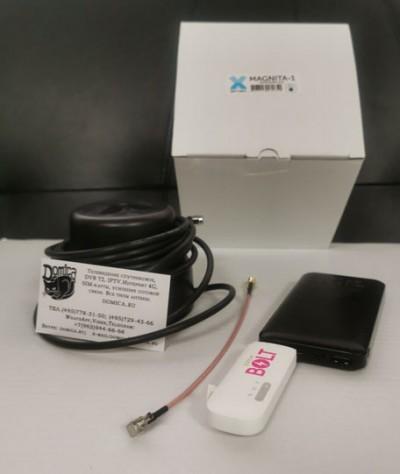 Комплект мобильного интернета для легкового автомобиля