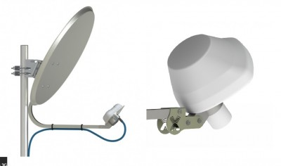 Облучатель AX-2400 OFFSET для 4g и wifi