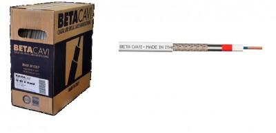 Морозостойкий кабель BETACAVI N48X 75 Ом