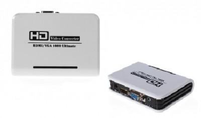 Переходник Dr.HD CV 123 HVA HDMI в VGA