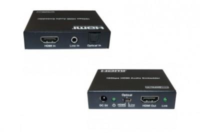 Аудио эмбеддер Dr HD AE 126 HHA
