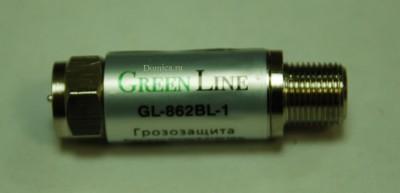 Green Line GL-862BL-1 новинка для защиты вашей приставки