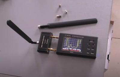 Прибор KSB 2700 для измерения КСВ