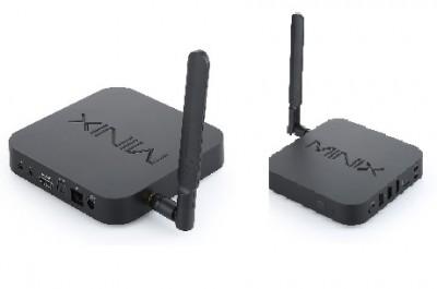 IPTV приставка Minix neo u9 h