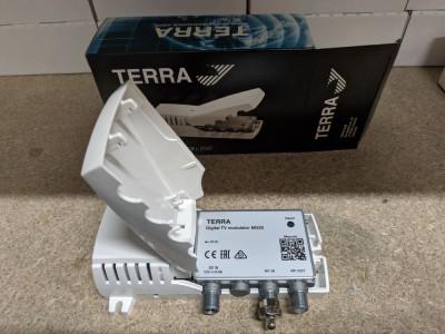 ВЧ модулятор terra mi520 для IPTV и видео наблюдения