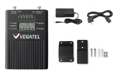 Vegatel vt2 5b led вседиапазонный репитер