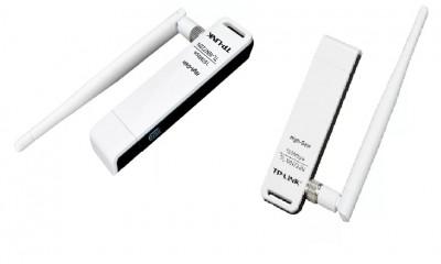 Адаптер tp link tl wn722n для передачи данных по Wi-fi
