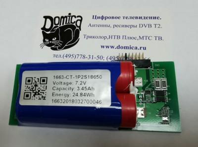 Аккумулятор dr hd 1000 combo и 500 от 2017 до 2020 года