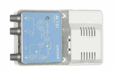 Alcad 131 для усиления dvb c кабельного тв