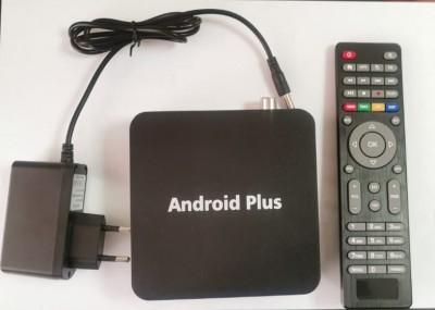 Android DVB T2 приставка 2 16 гигабайт
