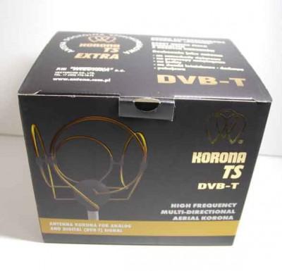 Korona ts extra для приема DVB T2 в авто
