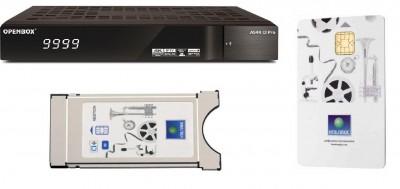 Оборудование для работы с НТВ плюс Ci+ модулем и поддержкой Ultra HD