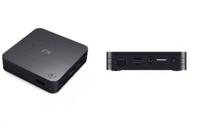 Современный медиаплеер ZTE ZXV10 B866 для IPTV