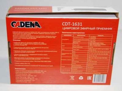 Cadena CDT-1631
