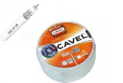 Итальянский антенный кабель cavel sat 50