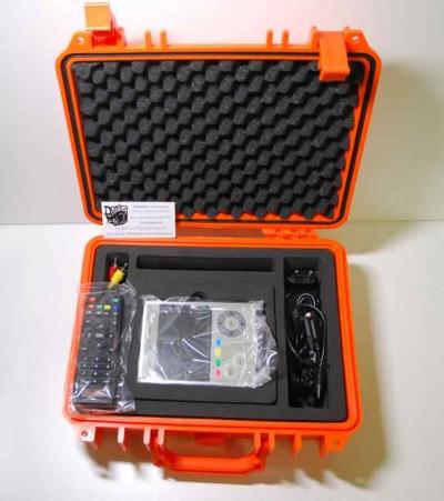 Dr HD 1000 Combo модификации 2018 года в защитном кейсе с классом защиты ip 67