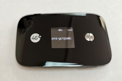 Компактный wi fi роутер huawei e5786 с поддержкой cat.6