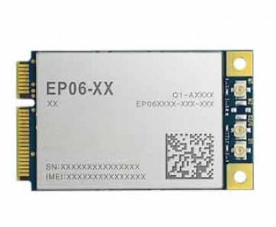 Quectel ep06 e Mini PCI expess с переходником USB
