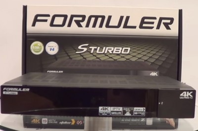 Formuler 4k s turbo на Android и T2MI multi stream