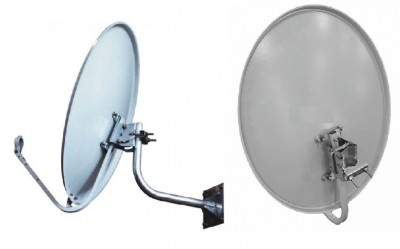 Спутниковая тарелка Супрал 1,1 метра для крепления на мачту или кронштейн