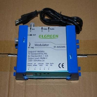 ВЧ модулятор RF-AV02MN