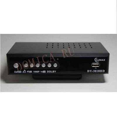 Lumax 3018 с поддержкой AC3