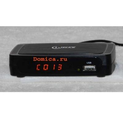 Цифровая приставка lumax dvt2 555hd