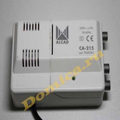 Усилитель для активных антенн Alcad 215 с питанием 12 вольт