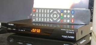 Ресивер триколор бу GS 8300