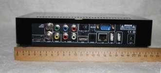 Tuxbox 982 hd на Linux с новым ПО и wicardd