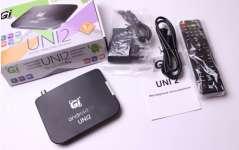 GI uni 2++ 2 16 Гб dvb t2 Android