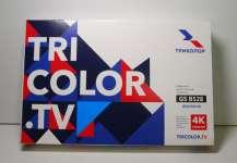 GS b528 UHD приемник 4K от Триколор ТВ