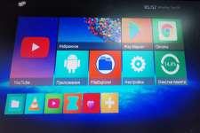 OTT бокс hk1 max на Андройд