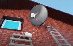 Перфорированная антенна Lans 97 с низкой ветровой нагрузкой