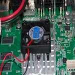 Система охлаждения на ресиверы на Linux