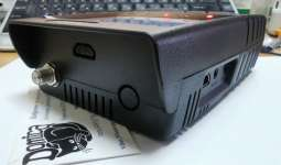 HD Box sf100 hevc h.265 спутниковый анализатор спектра