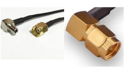 Пигтейл sma male - ts9 для модемов ZTE и Huawei