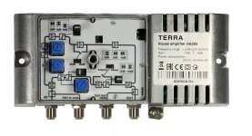 Terra ha205 мощный усилитель