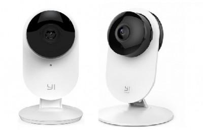 Недорогая ip камера yi home camera 1080p