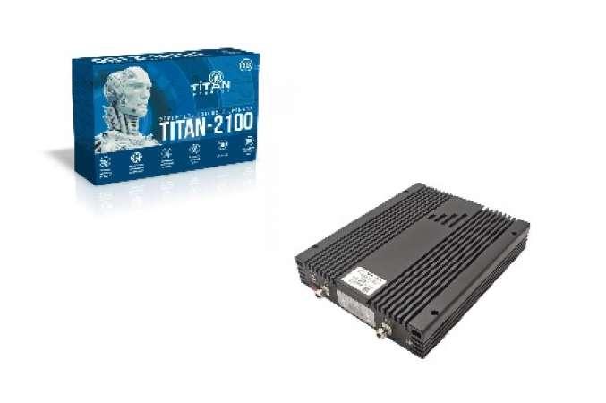 Мощный усилитель сотовой связи titan 2100
