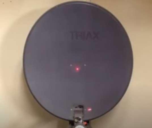 Офсетная спутниковая тарелка Triax td 64