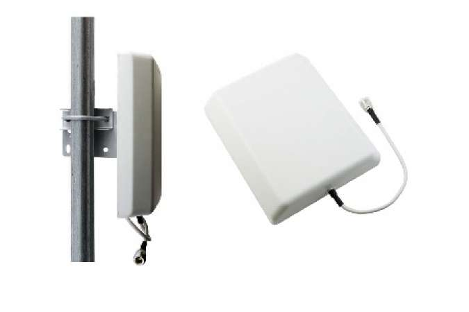 Панельная антенна Vegatel ANT-900/2700 PO с Wifi