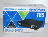 Цифровая приставка world vision t65 для пенсионеров