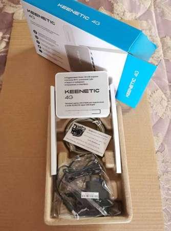 Keenetic 4g kn 1210 роутер для USB модемов